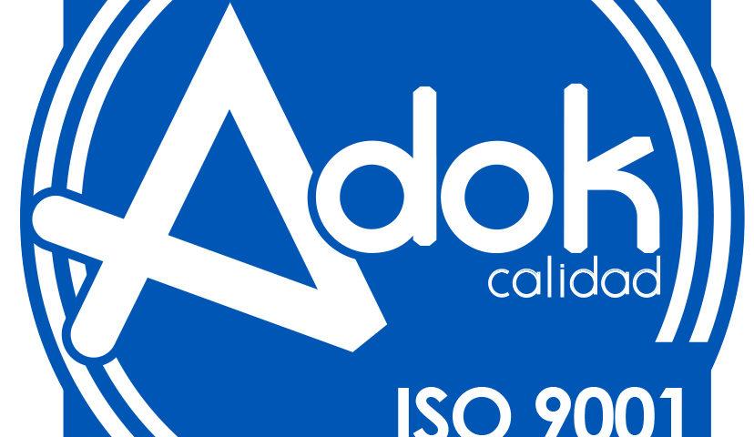 Ozeano obtiene la certificación de calidad ISO 9001