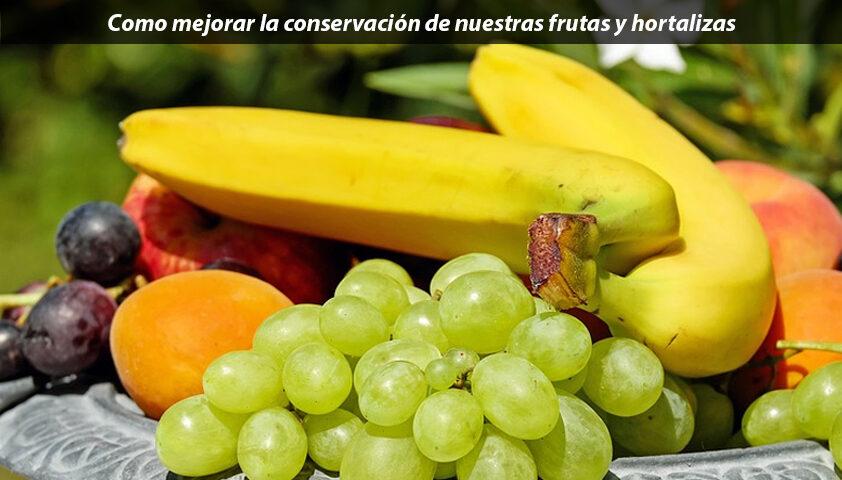 Utilización filtros en fruta y hortalizas
