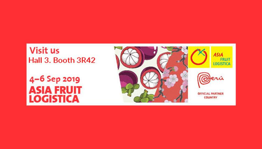 Ozeano presente en Asia Fruit Logistica